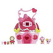 Lalaloopsy Tinies Dolls - Jewel's House Playset