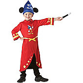 Fancy Dress - Boys Mickey Mouse Fantasia - Large (each)