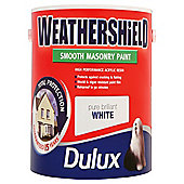 Dulux Weathershield Smooth Masonry Pbw 2.5L