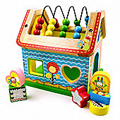 Sort & Count Wooden Toy