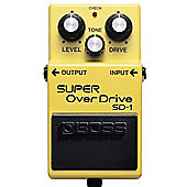 Boss SD 1 Super OverDrive