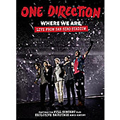 One Direction Where We Are: Live From San Siro Stadium (DVD)