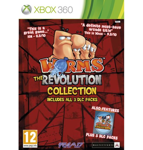 Worms: The Revolution Collection