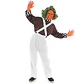 Factory Worker Boy - Child Costume 6-7 years