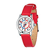 D for Diamond Boy's Time Teacher Red Watch
