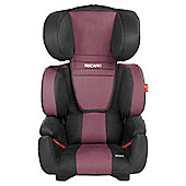 Recaro Milano Group 2-3 Car Seat, Violet
