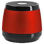 HMDX JAM Bluetooth Wireless Speaker Red