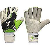 Precision Gk Schmeichel 5 Rollfinger Quartz Goalkeeper Gloves - White