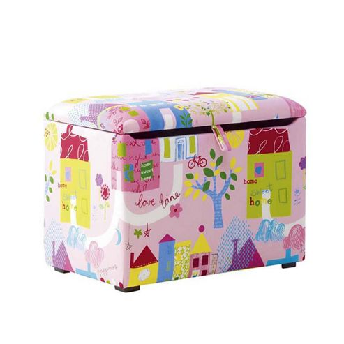buy toy box happy house from our nursery storage range. Black Bedroom Furniture Sets. Home Design Ideas
