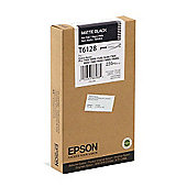 Epson T6128 Matte Black Ink Cartridge for Stylus Pro 7800/7880/9800/9880 (220ml)