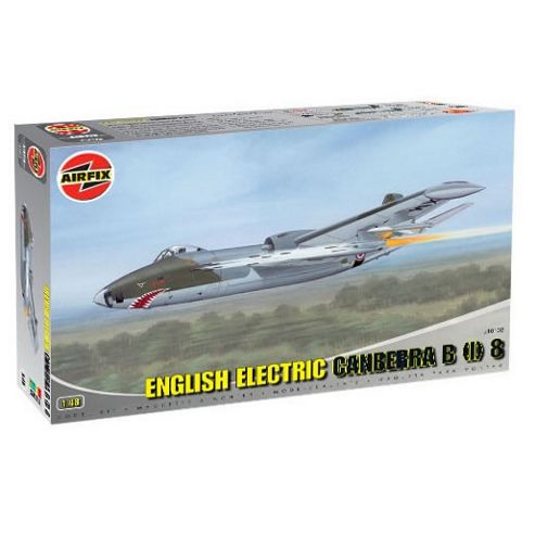 English Electric Canberra B (I) 8 (A10102) 1:48
