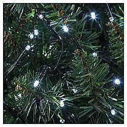 480 Cluster LED Christmas Lights, White