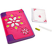 Password Journal Nine with Invisible Ink and Black Light