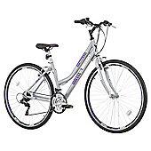 "Vertigo Tambora 700c Hybrid Bike, 17"" Frame"