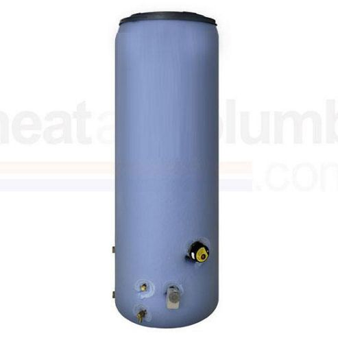 Telford Tristar VENTED SYSTEM Thermal Store Copper Cylinder Supplying Mains Pressure Hot Water 144 LITRES