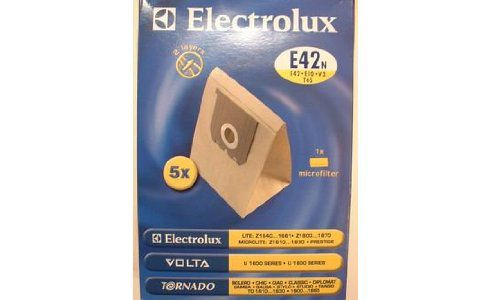 Electrolux E42N Lite Micro Dustbag And Microfilter