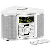 Pure Chronos CD S2 DAB/FM Radio White