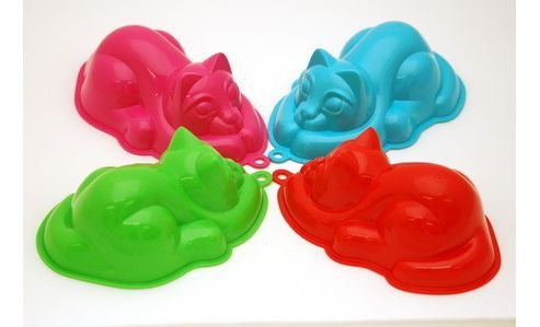 Cat Jelly Mould