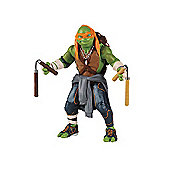 Teenage Mutant Ninja Turtles Movie - Super Deluxe Michelangelo Figure