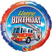 18' Birthday Fire Truck (each)