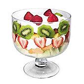Simplicity Glass Trifle Bowl