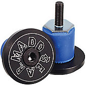 Madd Gear MGP Bar Ends - Black