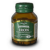 Natures Own Iron / Molybdenum / Vitamin C 50 Tablets