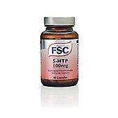 FSC 5-HTP 60 Capsules 100mg