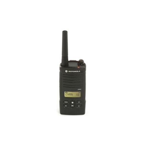 Motorola Two Way Radio XTNID Black