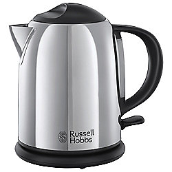 Russell Hobbs 20190 Kettle S/S Polished Compact