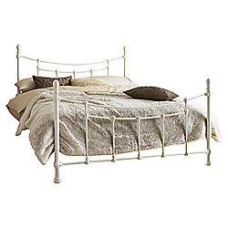 "Hyder Tuscany Bed Frame - Double (4' 6"")"