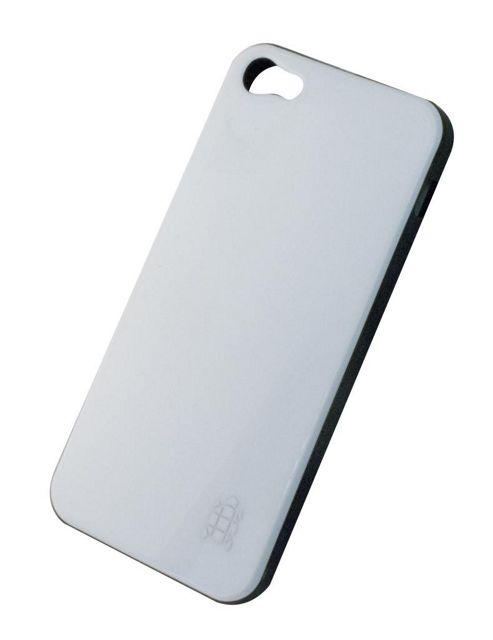 Tortoise™ Soft Gel Case iPhone 5 Gloss White