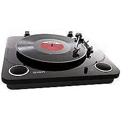 ION Max LP USB Turntable - Black