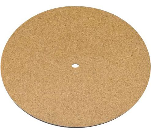 PROJECT CORK TURNTABLE MAT