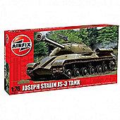 Joseph Stalin JS-3 Tank (A01307) 1:76