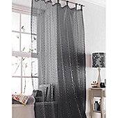 Black Voile Curtains