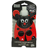 Polar Gear Fold Flat Water Bottle Ladybird