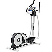 Yowza Houston Luxx CardioCore Elliptical Cross Trainer with Wireless Scale
