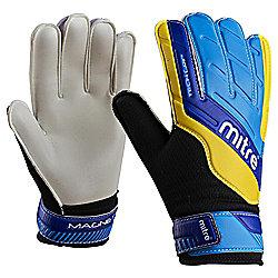 Mitre Typhoon Goalkeeper Gloves S/M