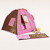 Our Generation Polka Dot Camping Set