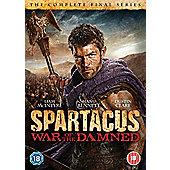Spartacus - War Of The Dammed - Series 3
