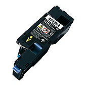 Dell WM2JC High Capacity Yellow Toner Cartridge (Yield 1,400 Pages) or Dell C17xx, 1250/135x Colour Printer