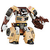 Transformers: Robots in Disguise Warrior Class Quillfire Weaponizers version