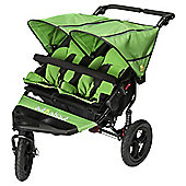 Out n About Nipper Double Pushchair V4, Mojito Green