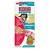 Kong Stuff N Snacks Puppy Large (Chicken & Rice)