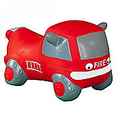Happy Hopperz Red Fire Engine