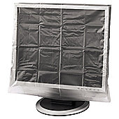 "Hama 19""/21"" Wide Screen Monitor Dust Cover - Transparent"