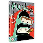 Futurama - Series 5 - Complete (DVD Boxset)