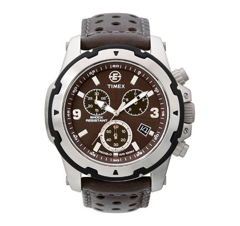 Timex Gents Chronograph Strap Watch T49627