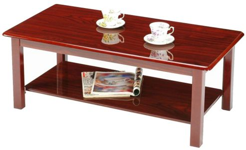 Avon Mahogany Coffee Table